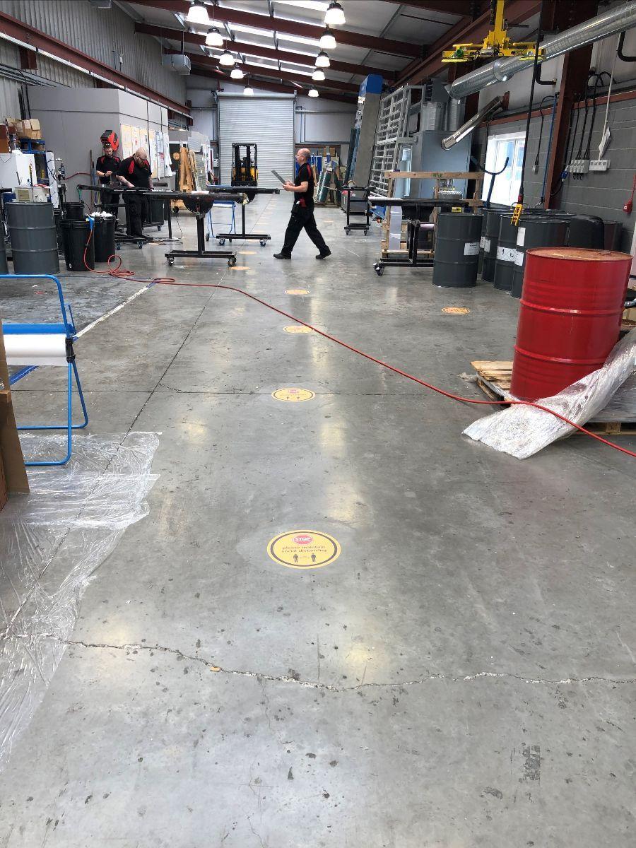 Tecdur Manufacturing Resumes