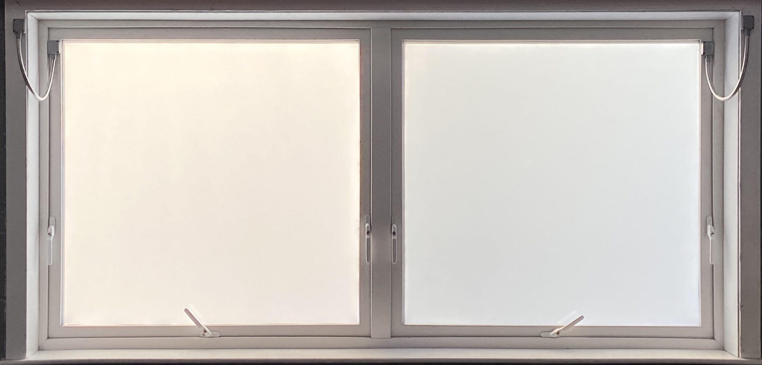 Tecdur Privacy Glass Installation